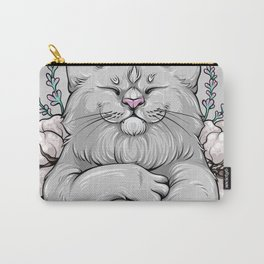 Cotton cat Carry-All Pouch