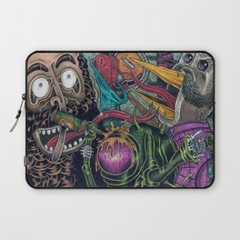Sid Squish and the Death Collectors Laptop Sleeve