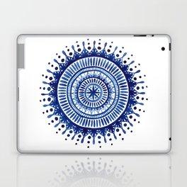 Mandala Watercolor Painting Laptop & iPad Skin