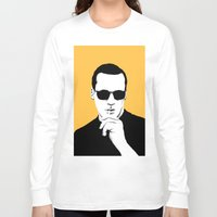mad men Long Sleeve T-shirts featuring Mad Men by Jeroen van de Ruit