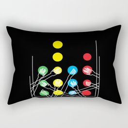 Twister Rectangular Pillow
