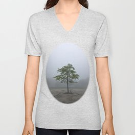 City Tree Unisex V-Neck