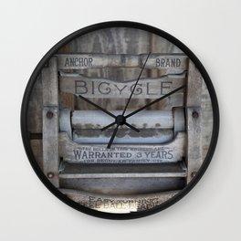 Grandma's Washer Wall Clock