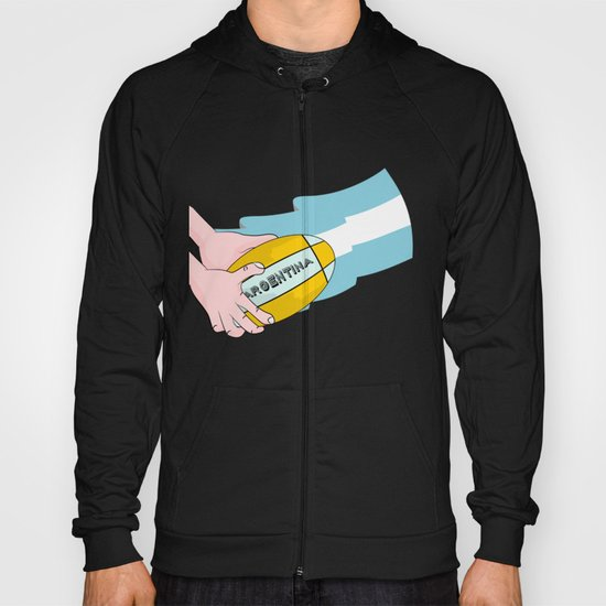 Argentina Rugby Hoody