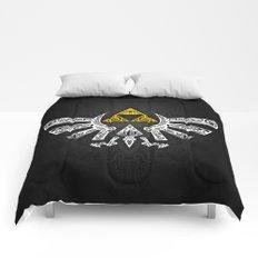 Zelda Hyrule Comforters