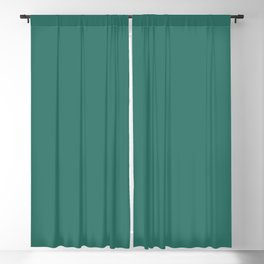 Dunn & Edwards 2019 Trending Colors Imperial Dynasty (Aqua Green, Teal, Turquoise) DE5727 Solid Colo Blackout Curtain