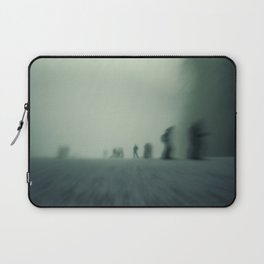 winter state of mind Laptop Sleeve