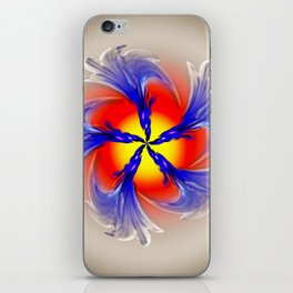 Abstract - Perfection 49 iPhone Skin