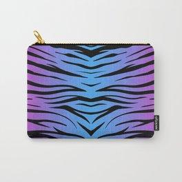 Magic Zebra Carry-All Pouch