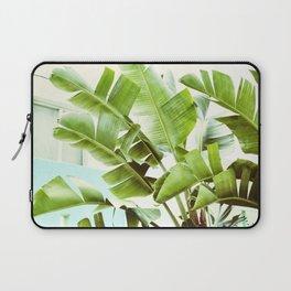 Banana Palms Laptop Sleeve
