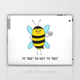 To BEE or not to BEE Laptop & iPad Skin