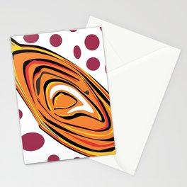Galaxy is Burning by FreddiJr Stationery Cards