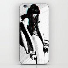 Three These iPhone & iPod Skin