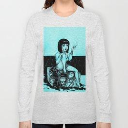 Beautiful Smoker Long Sleeve T-shirt