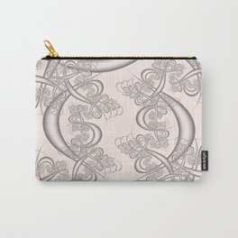 Bridesmaid Fractal Carry-All Pouch
