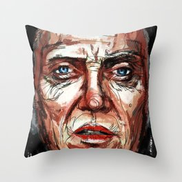 Walken Throw Pillow