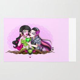 Be My Snow White Rug