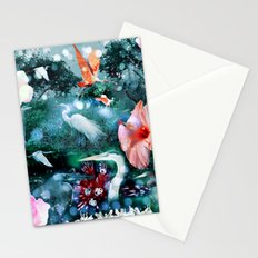 Mystical Morning Stationery Cards