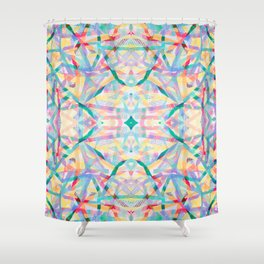 Sublime Summer Shower Curtain