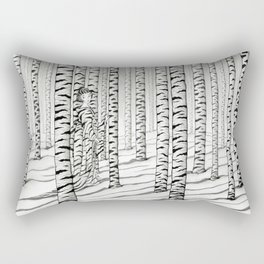 Concealment Rectangular Pillow
