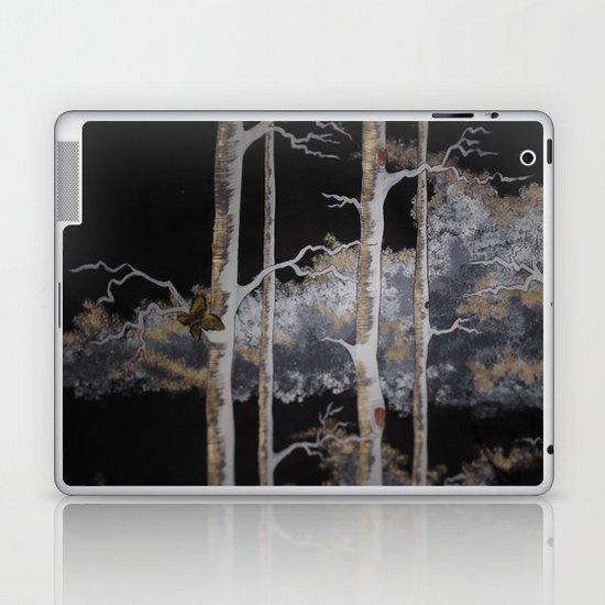 In The Brush Laptop & iPad Skin