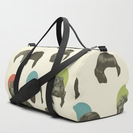 Hair Today, Gone Tomorrow Duffle Bag