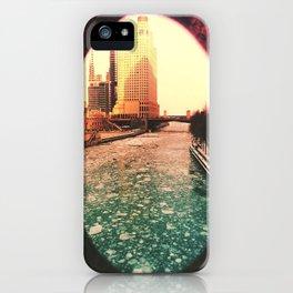 RIVERWALK  iPhone Case