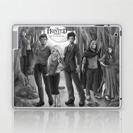 The Hunted series group Laptop & iPad Skin