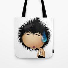 Mr. Zhong: Sigh... Tote Bag