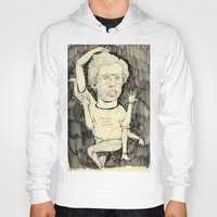 napoleon Hoodies featuring Napoleon Dynamite by withapencilinhand