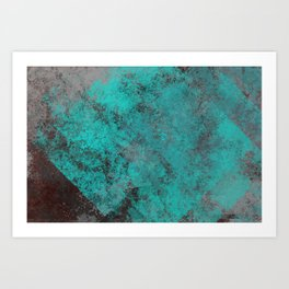 Abstract Background 314 Art Print