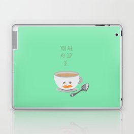 'You are my cup of tea!' Laptop & iPad Skin