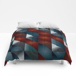 Pattern #5 Tiles Comforters