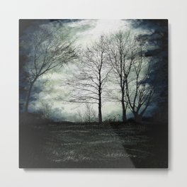 The Clearing Metal Print