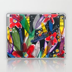 November flowers Laptop & iPad Skin
