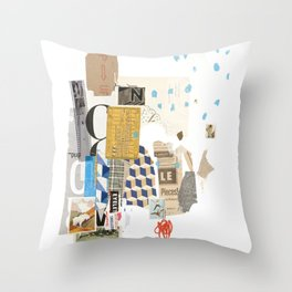 It Always Works Out Throw Pillow