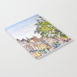 Grassmarket Dusk, Edinburgh Notebook