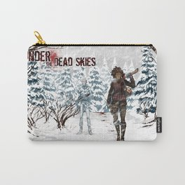 Under the Dead Skies - Snow Carry-All Pouch