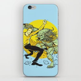 BattleKirk Predactica iPhone Skin
