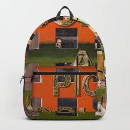 Postmodernism 07b Backpack