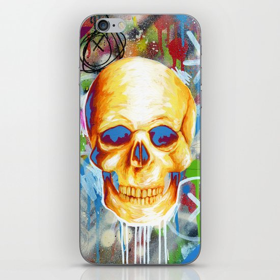 Solarized iPhone & iPod Skin