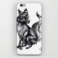 Foxy Two iPhone & iPod Skin
