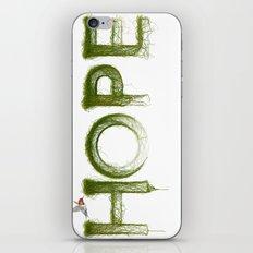 Just Hope iPhone Skin