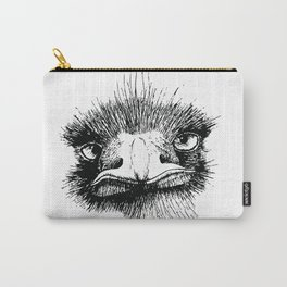 Earnest Emu Carry-All Pouch