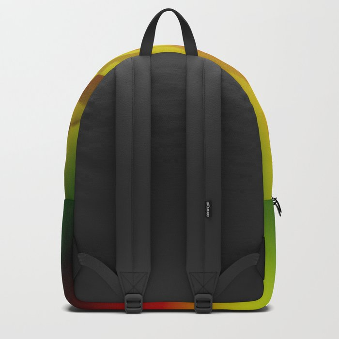 Abstract in Perfection - Rose Backpack