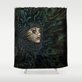 The Grande Dame Shower Curtain