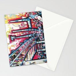 I5 over Lake Union Stationery Cards