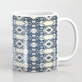 Antique Screaming Skulls Coffee Mug