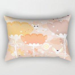 Welcome to the Star Garden ! Rectangular Pillow