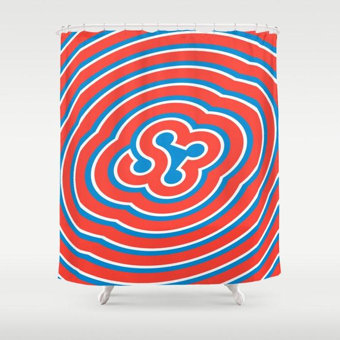Safety Third Racing Team Logo - variant 1 Shower Curtain